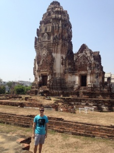 One of the other temples within the ruin complex.