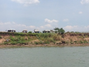 The boat provided some scenic views of rural Cambodia I might not have otherwise seen.