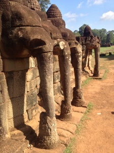 A building colloquially known at the Elephant Temple.
