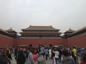 The Forbidden City.