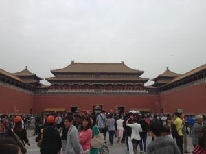 The Forbidden City.