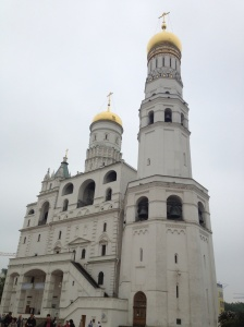 The Ivan the Great Bell-Tower Complex.