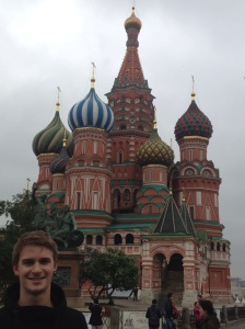 St Basil's Cathedral.