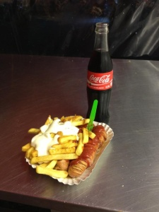 Currywurst -it tastes even better than it looks!