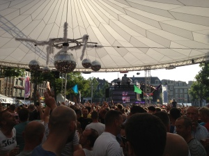 The Closing Party of Amsterdam Pride 2013.