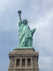 The Statue of Liberty: symbol of freedom!