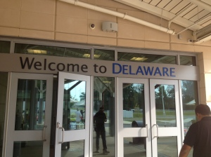 There's probably more of Delaware to see, but we were only passing through.
