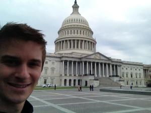 Capitol selfie.