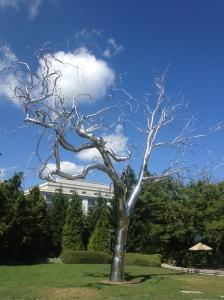 Metal Tree.