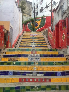 The Steps of Lapa