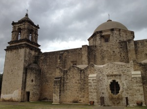 Mission San José.