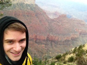 And the obligatory Grand Canyon Selfie