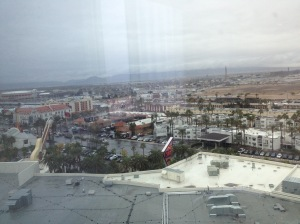 View from the Hard Rock Hotel.