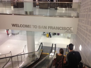 Welcome to SFO!